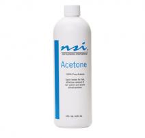 NSI Kosmeetiline atsetoon- geellaki eemaldamiseks 437 ml